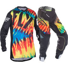fly motocross helmet new fly racing 2017 mx lite le tie dye jersey gloves pants
