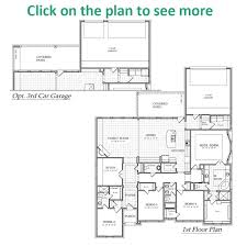 adams plan chesmar homes dallas