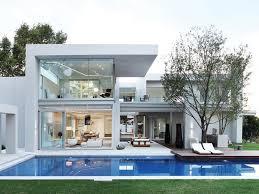Contemporary Architecture Homes Modern Luxury House In Johannesburg Modern Interior Pinterest