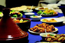 cuisine berbere restaurant marocain villa berbère à chartres