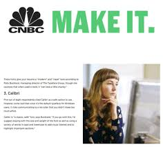 Font To Use In Resume Polly Buckland Talking To Cnbc About Typeface U0027s To Use In Cv U0027s
