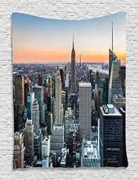 New York Themed Bedroom Decor New York Themed Decorations Amazon Com