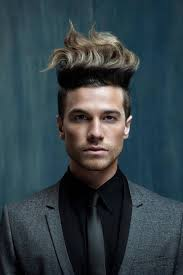 wavy quiff how to style this non boring holiday hairstyle