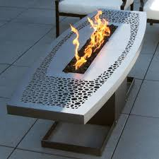 Indoor Fire Pit Coffee Table Coffee Table Amazing Fire Pit Coffee Table Rectangular Fire Pit