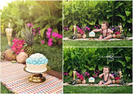 kai u0027s hawaiian luau first birthday by mandy ringe photography