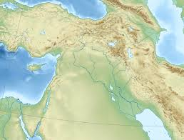 Blank Map Of Middle East by File Middle East Topographic Map Blank 3000bc Crop Svg Wikimedia
