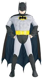 Halloween Costumes Boys Age 9 Amazon Rubie U0027s Dc Comics Batman Muscle Chest Costume Toddler