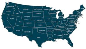 usa map kansas state an overview of state economic development incentive programs and