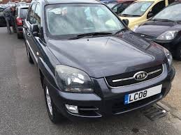 used kia sportage 2008 for sale motors co uk