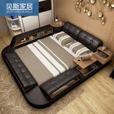 usd 558 33 leather bed mattress bed bedding bed soft bed low bed