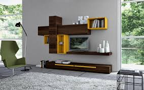 living room wall decor for above tv wooden sofa set media wall