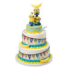 minions cake cake kit