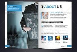 company brochures 20 awesome designs with templates