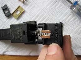 how to brake light switch flashing glow plug light archive