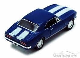 1967 camaro z 28 1967 chevrolet camaro z28 blue kinsmart 5341d 1 37 scale
