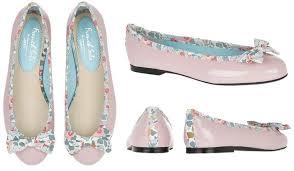 light pink ballet flats light pink henrietta betsy bow ballet flats size us 10 5 tradesy