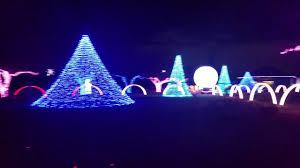 holiday lights tour detroit detroit zoo christmas lights 2017 youtube