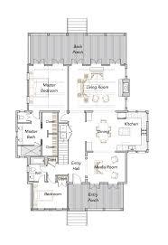 open farmhouse floor plans bay collection u2014 flatfish island designs u2014 coastal home plans