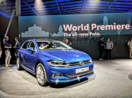 volkswagen polo 2017 2017 vw polo in 6 live images