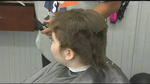 pictures of hair cut for year 10 year old boy got his long hair cut for charity youtube