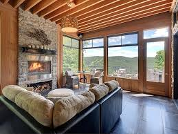 luxury log home interiors home designs pretty private drive luxury mountain retreat is