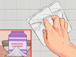 How To Get Scuff Marks Off Walls by 3 Ways To Clean Blood From Walls Wikihow