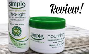 simple ultra light gel moisturizer simple moisturizers hairspray and highheels