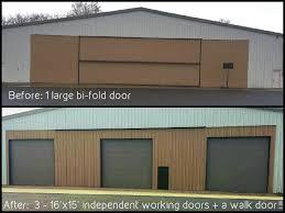 Rochester Overhead Door by Thompson U0027s Garage Door And Opener U0027s In Rochester Mn