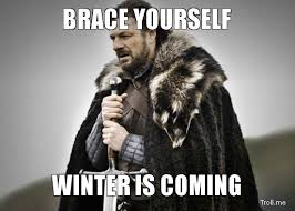 Be Prepared Meme - 12 must do things before winter preparing your home diy pins and