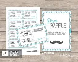 raffle baby shower baby shower printable raffle tickets and sign