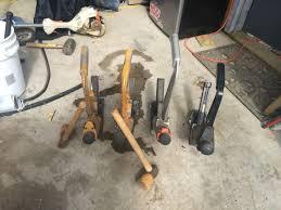 Bostitch M3 Stapler by Best Hardwood Flooring Staplers 125 Hammer 10 For Sale In