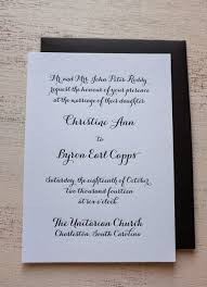 Wedding Reception Card Wedding Reception Cards Archives Custom Letterpress Wedding