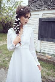 Vintage Weddings Fashion Vintage Wedding Gowns From Maggie May Polka Dot Bride