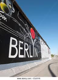 berlin wall sections berlin wall sections art berlin stock photos berlin wall