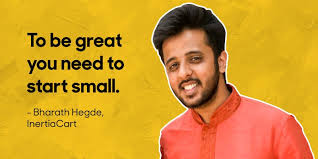 35 Quotes To Help You - to be great you need to start small 35 quotes from indian startup