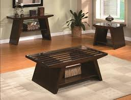 Coffee Table Set Easy Wooden Coffee Table Set For Small Home Decor Inspiration