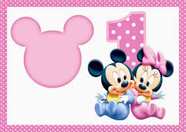 colors free minnie mouse birthday invitations templates ideas