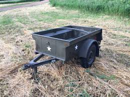 bantam jeep trailer bantam tc3 trailer for sale 1850 00 midwest military hobby
