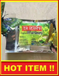 Teh Rerama qoo10 1 peket teh rerama drinks