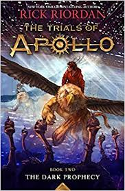 amazon com the trials of apollo book two the prophecy