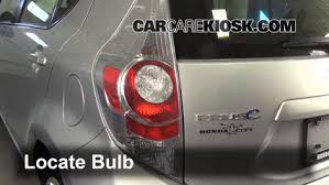 how to replace tail light bulb tail light change 2012 2017 toyota prius c 2012 toyota prius c 1 5