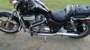 1986 Honda Shadow 500 Where Can I Find Exhaust Heat Shields Honda Shadow Forums