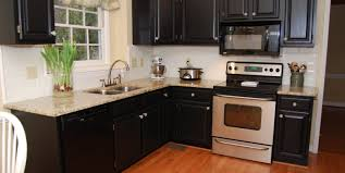 high gloss black kitchen cabinets cabinet enchanting how to paint kitchen cabinets antique look
