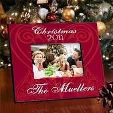 personalized christmas personalized christmas picture frame all