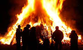 dublin city council halloween call for new strategy in managing local bonfires intallaght