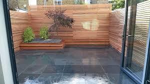 screen patio ideas cedar privacy screen trellis outdoor deck