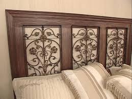 wrought iron queen headboard bedroom captivating dark rod iron headboard fence queen bed frame