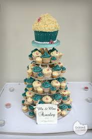wedding cupcake tower wedding cupcakes baked