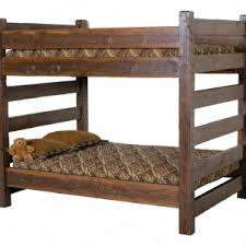 Three Level Bunk Bed Furniture Best Wooden Bunk Bed Plans Design For Simple And Luxury