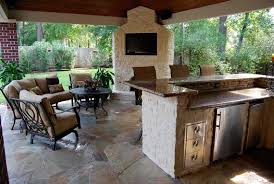 Outside Kitchen Design Imposing Ideas Pictures Of Outdoor Kitchens Stunning 17 Outdoor